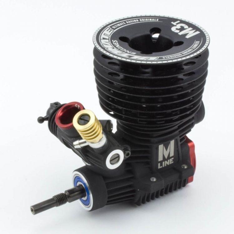 ULTIMATE/NOVAROSSI M-3T samotný motor