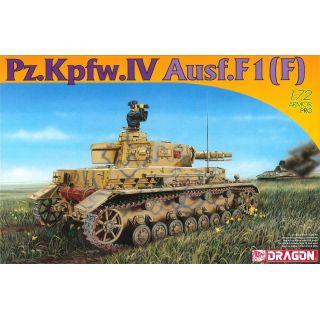 Model Kit tank 7321 - Pz.Kpfw.IV Ausf.F1 (1:72)