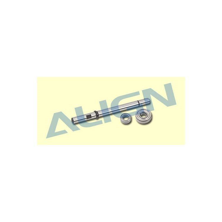 HMP50M02T 500MX Motor Shaft