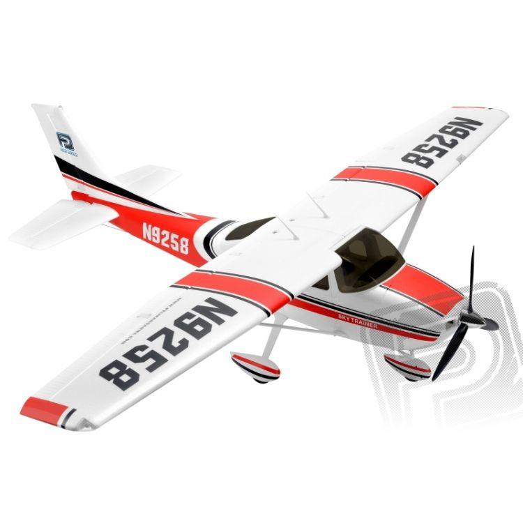 Cessna 182 KIT červená verzia 1400mm