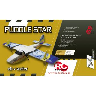 RC Factory Puddle Star 100 cm